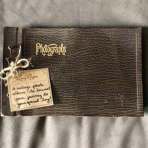 Antique Style Photo Album